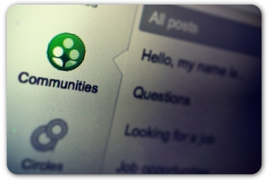 google-plus-communities